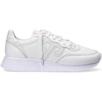Chaussures Homme Baskets basses Wushu  Blanc