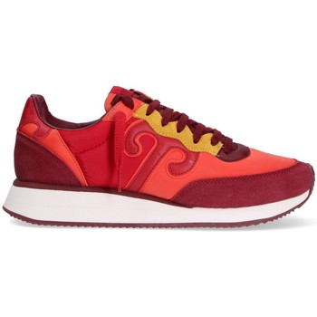 Chaussures Homme Baskets basses Wushu  Rouge