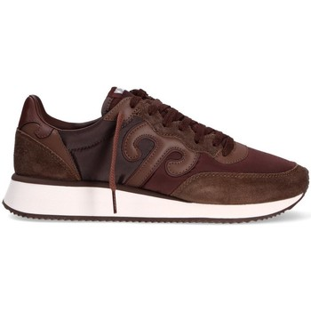 Chaussures Homme Baskets basses Wushu  Marron