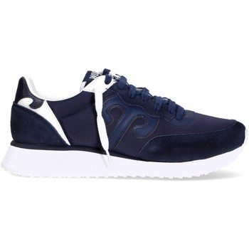 Chaussures Homme Baskets basses Wushu  Bleu