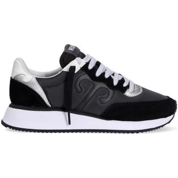 Chaussures Femme Baskets basses Wushu  Noir