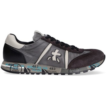 Chaussures Homme Baskets basses Premiata Sneakers  Lucy Gris