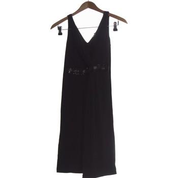 Vêtements Femme Robes courtes Etam Robe Courte  34 - T0 - Xs Noir