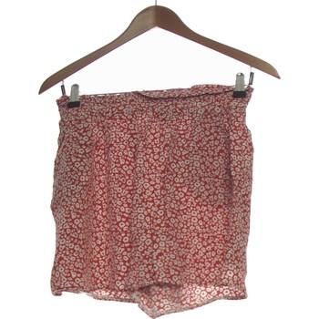 Vêtements Femme Shorts / Bermudas Etam Short  36 - T1 - S Rouge