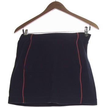 Vêtements Femme Jupes Ekyog Jupe Courte  38 - T2 - M Bleu