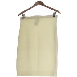 Vêtements Femme Jupes American Vintage Jupe Mi Longue  34 - T0 - Xs Beige