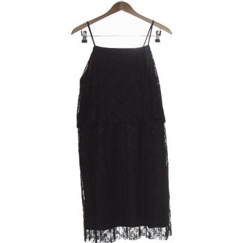 Vêtements Femme Robes courtes Camaieu Robe Courte  40 - T3 - L Noir
