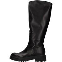 Chaussures Femme Bottes ville Unica 10307 Noir