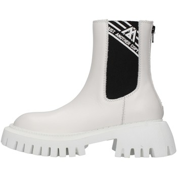 Chaussures Femme Bottines Just Another Copy AXE102 Blanc