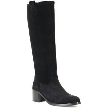 Chaussures Femme Bottes Patricia Miller 5150 Noir