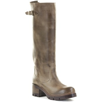 Chaussures Femme Bottes Impicci STS110 Taupe
