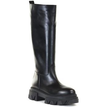 Chaussures Femme Bottes Impicci C12 Noir
