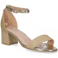 Chaussures Femme Sandales et Nu-pieds Etika 58923 Doré