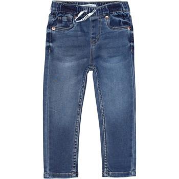 Vêtements Garçon Jeans slim Levi's Jeans Bébé taille élastique Bleu