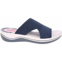 Chaussures Femme Sabots Jana 882722828805 Bleu marine