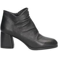 Chaussures Femme Low boots Hersuade 5402 Bottes et bottines Femme Noir