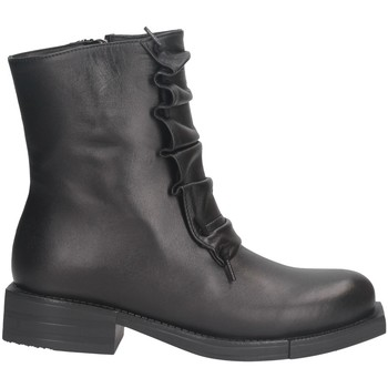 Chaussures Femme Boots Hersuade 3303 Ankle Femme Noir