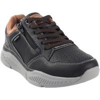 Chaussures Homme Baskets basses Sweden Kle Zapato caballero  183558 negro Noir