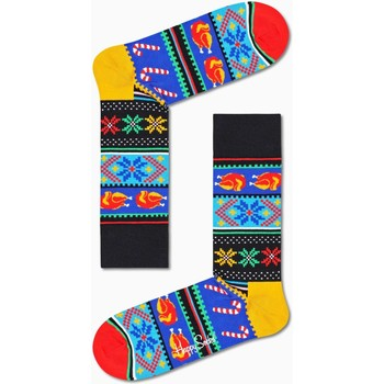 Accessoires Chaussettes Happy Socks Chaussettes  Happy Holiday Sock multicolore