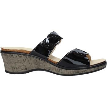 Chaussures Femme Mules Susimoda 1611 Noir