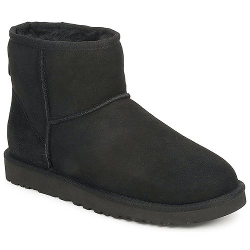 Chaussures Femme Boots UGG CLASSIC MINI BLACK