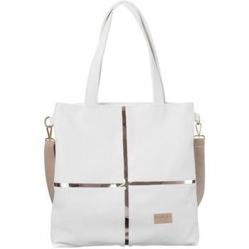 Sacs Femme Sacs porté main Badura TD176BIACD Blanc