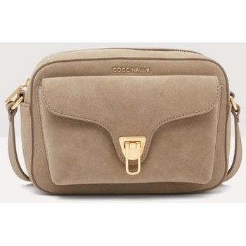 Sacs Femme Sacs Coccinelle BEAT NEW SUEDE n90-new-taupe