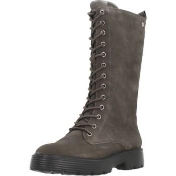 Chaussures Femme Bottes ville Carmela 68119C Gris