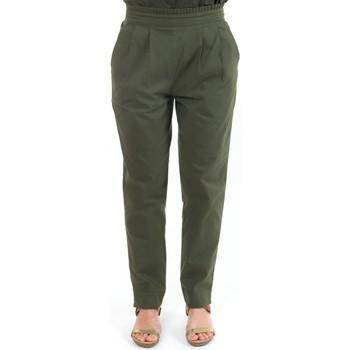 Vêtements Femme Pantalons Fantazia Pantalon carotte femme army chic Kaki