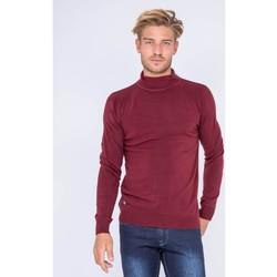 Vêtements Pulls Ritchie Pull col roulé aspect cachemire LOVOU Bordeaux