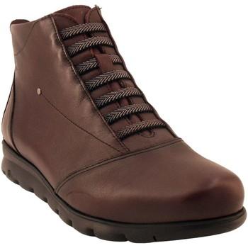 Chaussures Femme Boots Fluchos F0356 Bordeaux