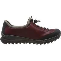 Chaussures Femme Baskets mode Rieker M6269 Bordeaux