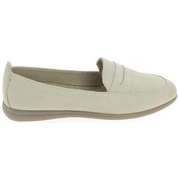 Chaussures Femme Derbies & Richelieu Jana Mocassin 24600 beige Beige