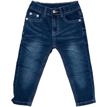 Vêtements Garçon Jeans droit Interdit De Me Gronder SKY Rouge