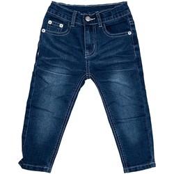 Vêtements Fille Jeans droit Interdit De Me Gronder SKY Rose