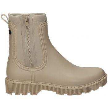 Chaussures Femme Bottes de pluie IGOR BOTAS DE AGUA  SOHO NEO SEÑORA BEIGE Beige
