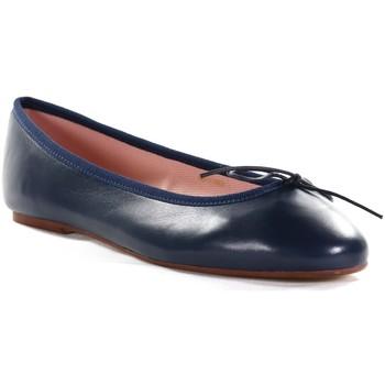 Chaussures Femme Ballerines / babies Champ De Fleurs STEFANIA611 Marine