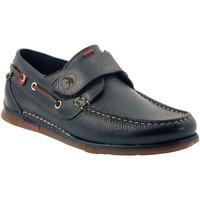 Chaussures Homme Mocassins Fluchos marine 7629