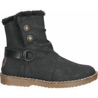 Chaussures Femme Bottes de neige Blowfish Malibu Bottines Schwarz