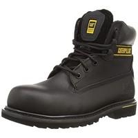 Chaussures Homme Boots Caterpillar Holton SB E Fo HRO - sécurité Noir