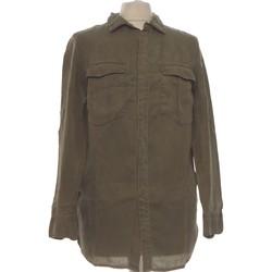 Vêtements Femme Chemises / Chemisiers H&M Chemise  34 - T0 - Xs Vert