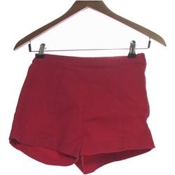 Vêtements Femme Shorts / Bermudas H&M Short  34 - T0 - Xs Rose