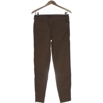 Vêtements Femme Jeans droit Burton Jean Droit Femme  36 - T1 - S Marron