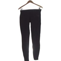 Vêtements Femme Pantalons Zara Pantalon Slim Femme  34 - T0 - Xs Noir