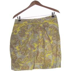 Vêtements Femme Jupes H&M Jupe Courte  40 - T3 - L Jaune