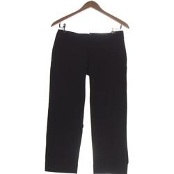 Vêtements Femme Pantalons Mexx Pantalon Droit Femme  36 - T1 - S Noir
