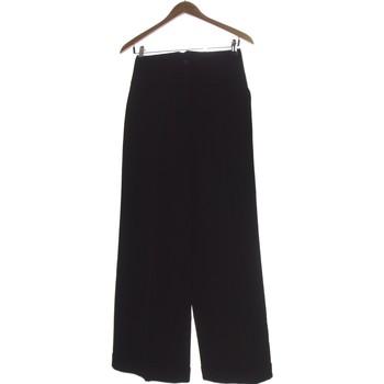 Vêtements Femme Pantalons Etam Pantalon Bootcut Femme  36 - T1 - S Noir