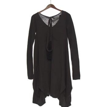 Vêtements Femme Robes longues DDP Robe Mi-longue  38 - T2 - M Marron