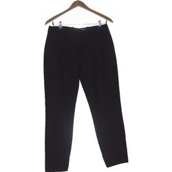 Vêtements Femme Pantalons Zara Pantalon Droit Femme  36 - T1 - S Noir