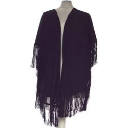 Vêtements Femme Gilets / Cardigans H&M Gilet Femme  38 - T2 - M Noir